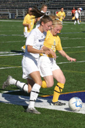 Soccer season ends in second round of NCAA tournament