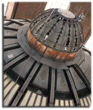 Taking 296 steps to Topeka's top
