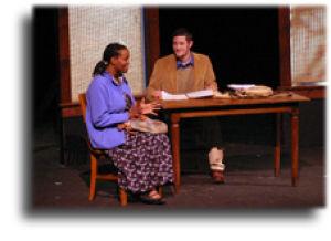 New WU production is 'Hotel Rwanda' part two