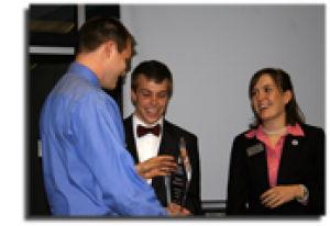 WSGA celebrates Shald/Shea, honors senators work