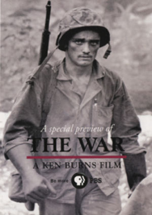 After baseball, jazz, Ken Burns brings viewers 'The War'