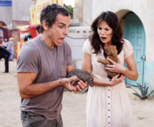 Stiller's new movie breaks fans hearts, can't compete with 'The Game Plan'