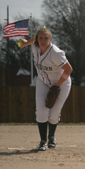 Swygert+swagger+Kelly+Swygert+winds+up+for+one+of+her+53+pitches+March+28%2C+2007%2C+against+Southwest+Baptist.+Swygert+ended+up+pitching+the+Lady+Blues%27+first-ever+perfect+game+as+they+shut+down+the+Bearcats+8-0.%0A
