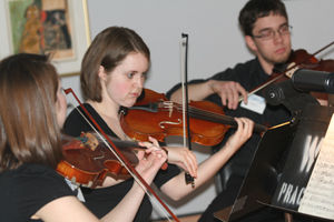 Students showcase abilities at Apeiron