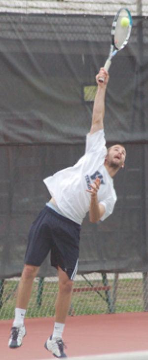 Ichabod tennis swings into national tourney
