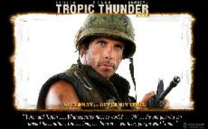 'Tropic Thunder' not a blunder