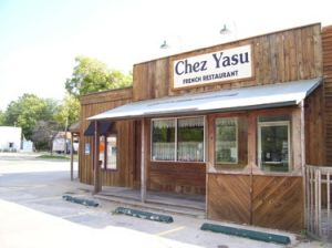 Chez Yasu offers tasty food at a price