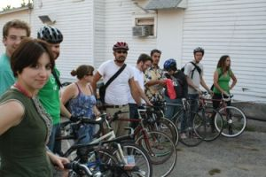 Massed together: Critical Mass takes off in Topeka