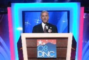Columnist visits DNC 2008, writes about experience