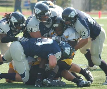 A week after making big defensive stops against Missouri Western, the Ichabods went on the road and held Missouri Southern scoreless in a 23-0 win.
