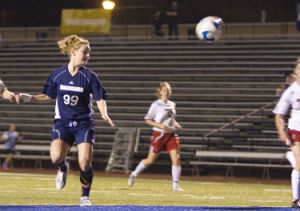 Despite losing seven seniors, Blues hope to keep improving