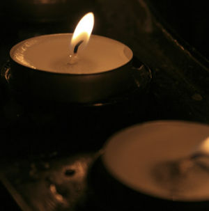 VIDEO: Candlelight vigil held during Alcohol Awareness week
