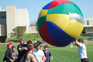 Earthball tournament scheduled for Saturday