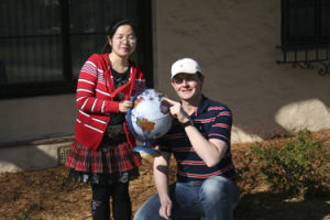 International students experience new cultural perspective at Washburn