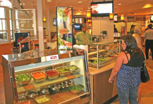 Chartwells remodel evokes mixed emotions in students