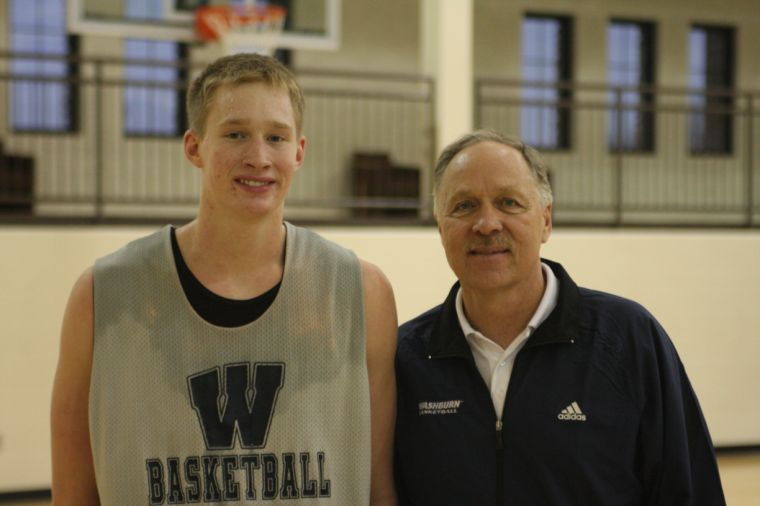 Carry On My Wayward Son Bobby Chipman is trying to follow in his father's footsteps as a college athlete, beginning his freshman season at Washburn as a guard on his father's team. Bob Chipman is in his 31st season as head coach at WU.