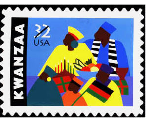 Kwanzaa celebrates African values and heritage