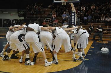The Washburn Ichabods (10-8, 4-7) were victorious Saturday night against Nebraska-Omaha (14-4, 7-4, third place in MIAA), winning 60-49. The Bods have a tough road ahead of them before the MIAA tournament begins March 5.