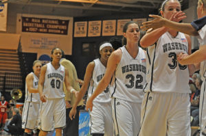Lady Blues capture 6th MIAA Tournament Title in 8 years with win over UCM