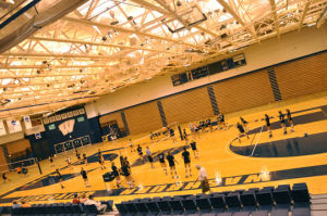 Lady Blues volleyball ranked No. 6 nationally