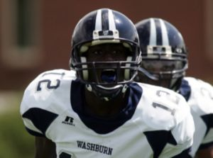 WU's Desir named to third All-American list