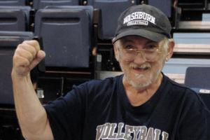 'Superfan' dedicates time to Washburn teams