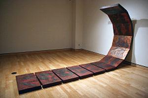 Michael Hager: Artist, professor, exhibit preparer