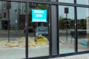 Burger Stand will give students a spot to grub close to campus