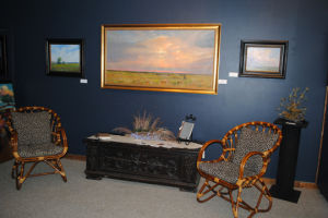 'Big Sky Prairie' on display at Southwind Gallery