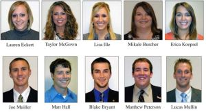 Washburn homecoming candidates announced