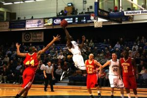 Blues, Bods win at home against Pittsburg State