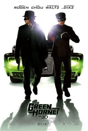 'The Green Hornet' lacks sting, character