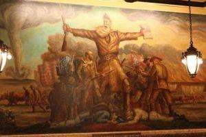 Treasured Steuart murals once criticized