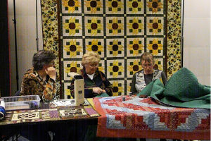 TSCPL event honors National Quilting Day