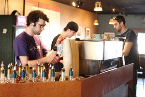 Blackbird Espresso Bar and Bistro showcases art, vegetarian friendly menu