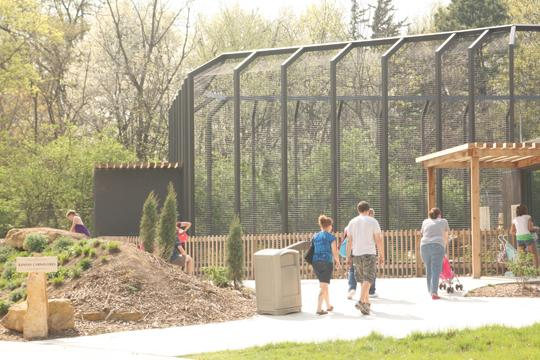 Zoo hopes to change past perceptions