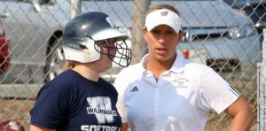 Head+softball+coach+Lisa+Carey+resigns+from+Lady+Blues+bench