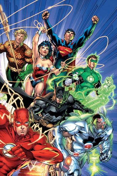 New+Look+DC+Comics+recently+relaunched+their+superhero+comics+with+a+brand+new+look.%0A