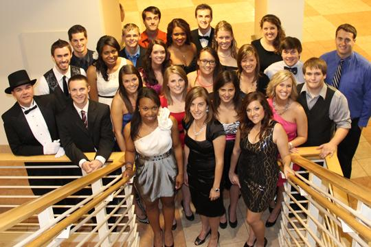 WEBCAST: WU candidates are chosen for Homecoming