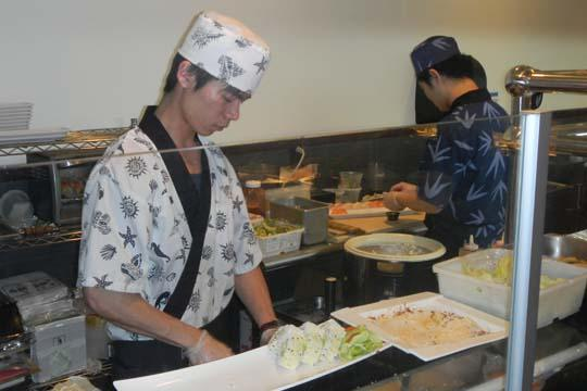 Stirfryin%E2%80%99+It+Up+Sushi%2C+hibachi+grill+and+much+more+is+available+at+Mr.+Stirfry.+Everything+is+made+fresh+and+the+customer+is+invited+to+watch.%0A