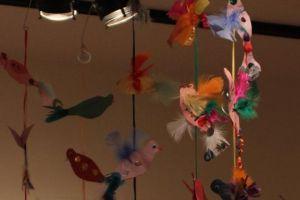 Exhibit+portrays+birds+with+art+and+sound
