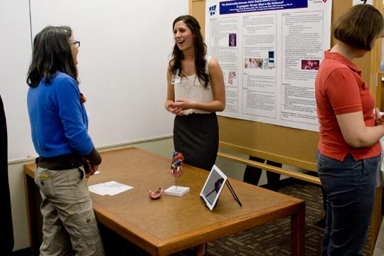 Aperion showcases of students' projects