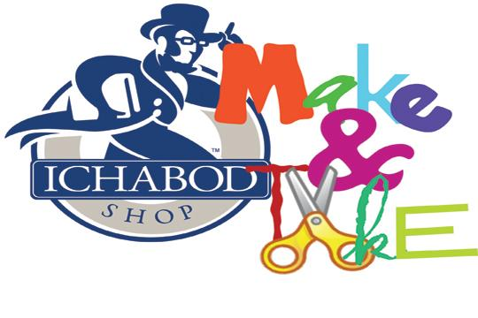 The Ichabod Shop (formerly known as the Washburn Bookstore) is located on the lower floor of the Memorial Union Graphic By