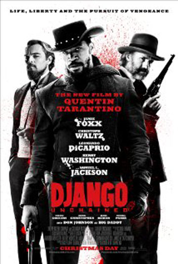 Django Unchained predictable but surprising