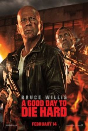 'Good day' to catch movie in theaters