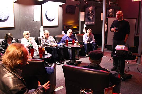 Topeka's new Science Café offers free, expert knowledge.