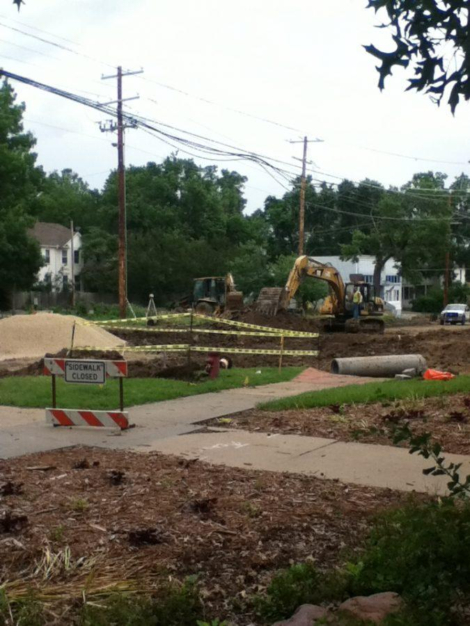 17th Street construction project to cut power at Washburn