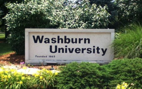 Alan Bearman and Washburn University are being sued by a former employee. Washburn has not been officially served yet.