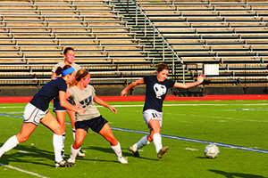 Ichabod soccer kicks off with first ever alumnae game