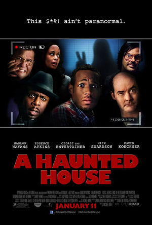 """A Haunted House"" is a crazy parody on Netflix"
